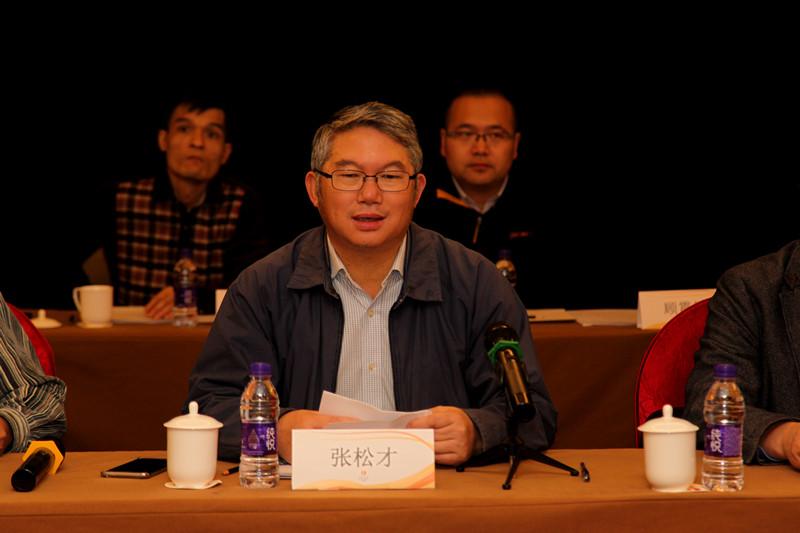 广电集团总裁、党委书记张松才主持座谈会.jpg